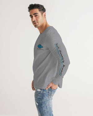 JFA LONG SLEEVE GRAY DRI-FIT