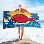 JFA Beach Towel