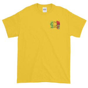 Rasta Yellow Short-Sleeve T-Shirt