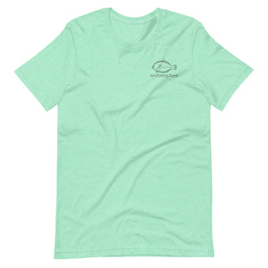 Summertime! Just Flounder'N Around Short-Sleeve Unisex T-Shirt