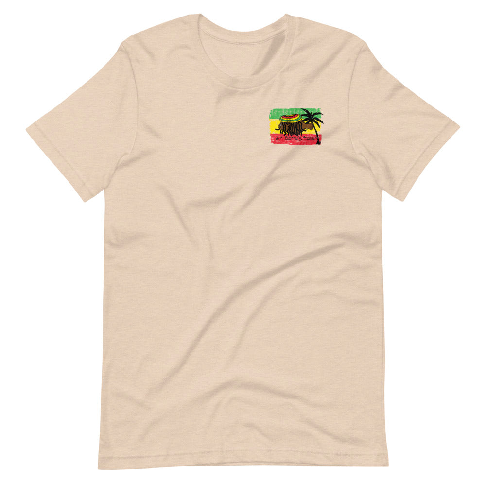Rasta Short-Sleeve Unisex T-Shirt