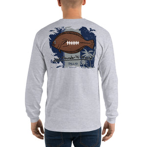 FFL Dallas Mens Long Sleeve T-Shirt
