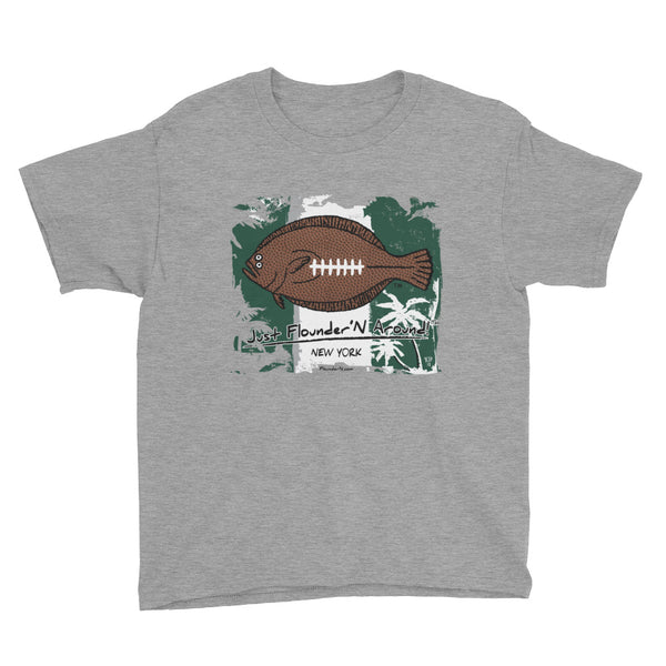Kids FFL New York Jets - Short Sleeve T-Shirt