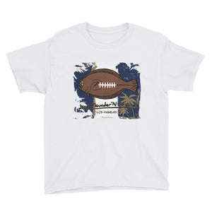 Kids FFL LA Rams - Short Sleeve T-Shirt