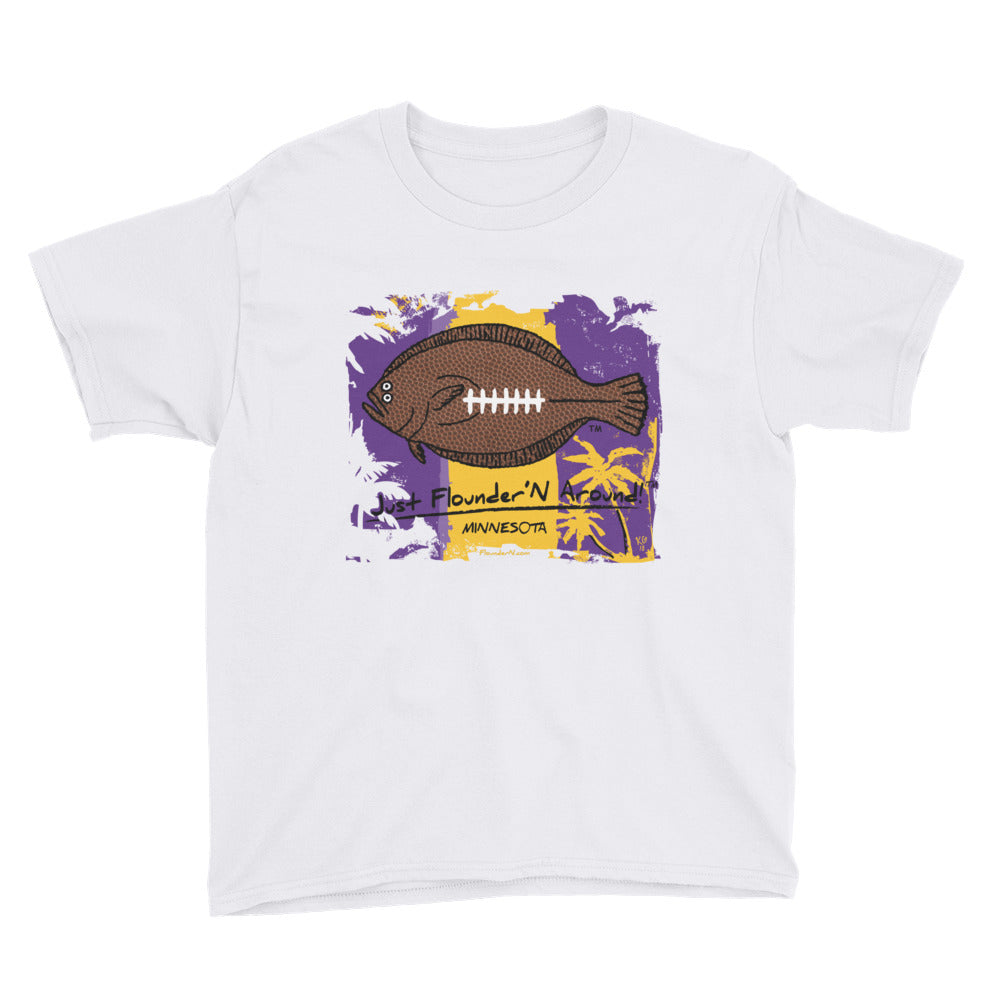 Kids FFL Minnesota - Short Sleeve T-Shirt