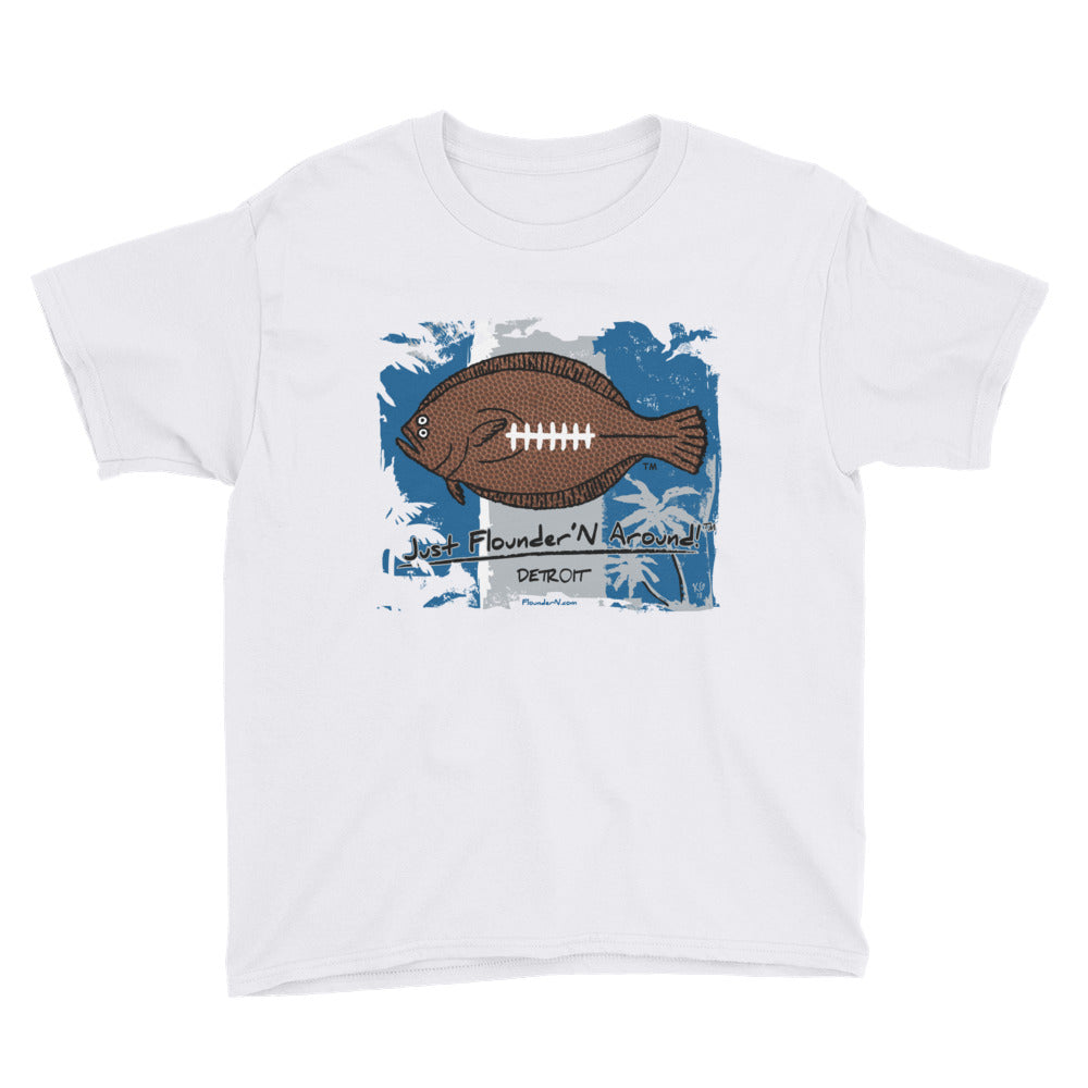 Kids FFL Detroit - Short Sleeve T-Shirt