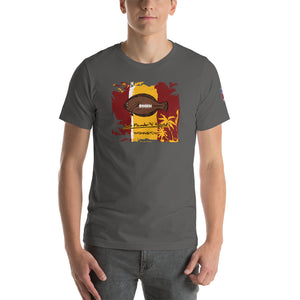 samlpe Short-Sleeve Unisex T-Shirt