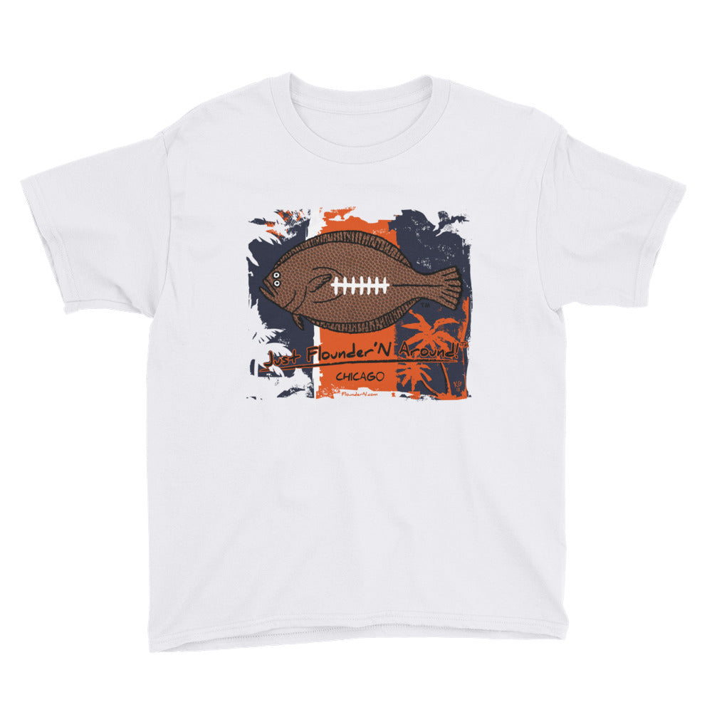 Kids FFL Chicago - Short Sleeve T-Shirt