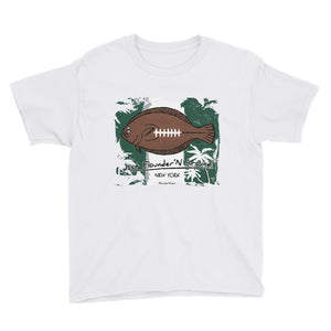 FFL New York Jets - Youth Short Sleeve T-Shirt