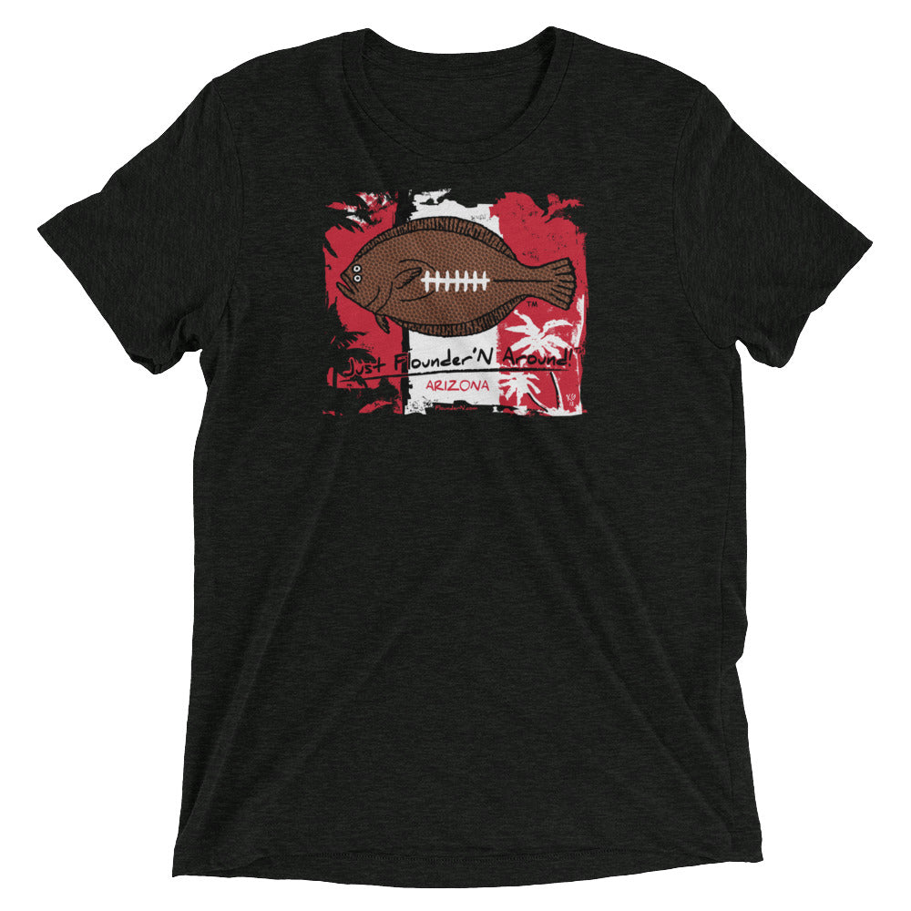 Arizona Football Flounder Lightweight Short sleeve t-shirt