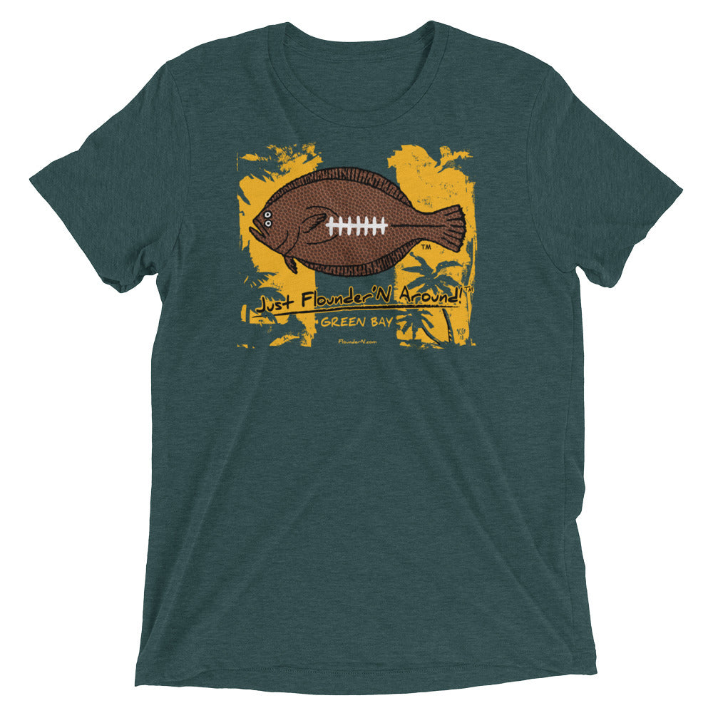 FFL Green Bay Mens Light Weight Short sleeve t-shirt