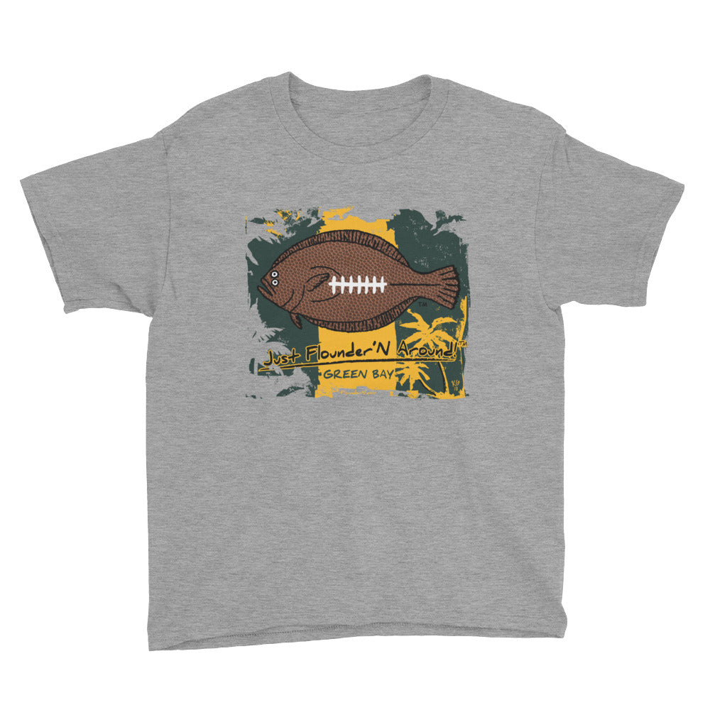 Kids FFL Green Bay - Short Sleeve T-Shirt