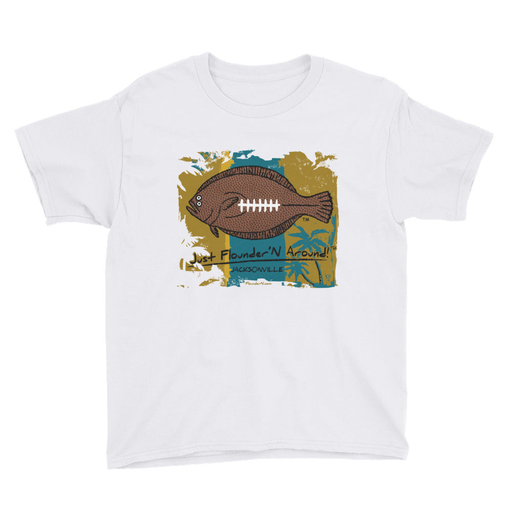 Kids FFL Jacksonville - Short Sleeve T-Shirt