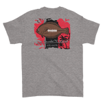 Flounder'N Football Atlanta, Short-Sleeve T-Shirt