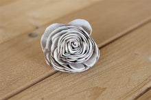 "2.5"" Sola English roses w/ bark (Set of 12)"
