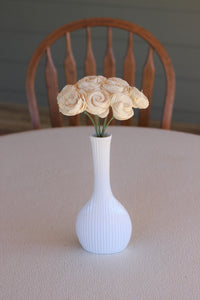"2"" Stemmed Shell Flowers ( Set of 12 )"