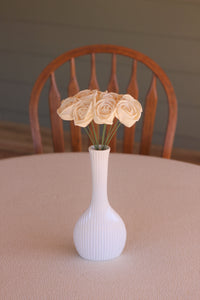 "2"" Stemmed Premium Roses ( Set of 12 )"
