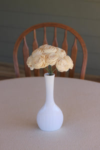 "2"" Stemmed English Roses ( Set of 12 )"
