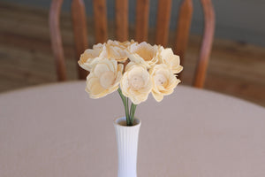 "2""  Stemmed Lotus Flowers ( Set of 12 )"