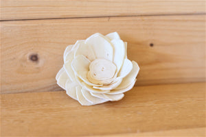 "2"" Sola Wood Poppy ( Set of 12 )"
