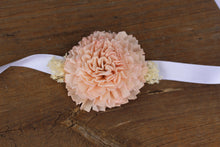 Blush Pink Corsage, Bridal corsage, Mother corsage, wedding corsage, rustic wedding, traditional wedding, chic wedding