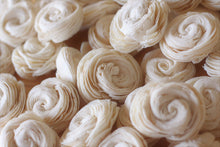 Wholesale /Bulk Sola Wood Shell Flowers ( 50 count )