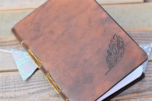 Sunshine Feather Journal