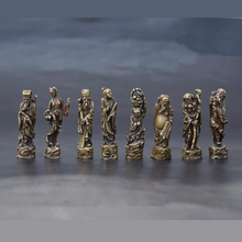 Load image into Gallery viewer, 🜋 The Eight Immortals Figurines