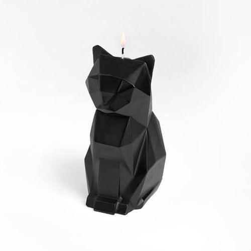 🜛 Cat Statue Candle