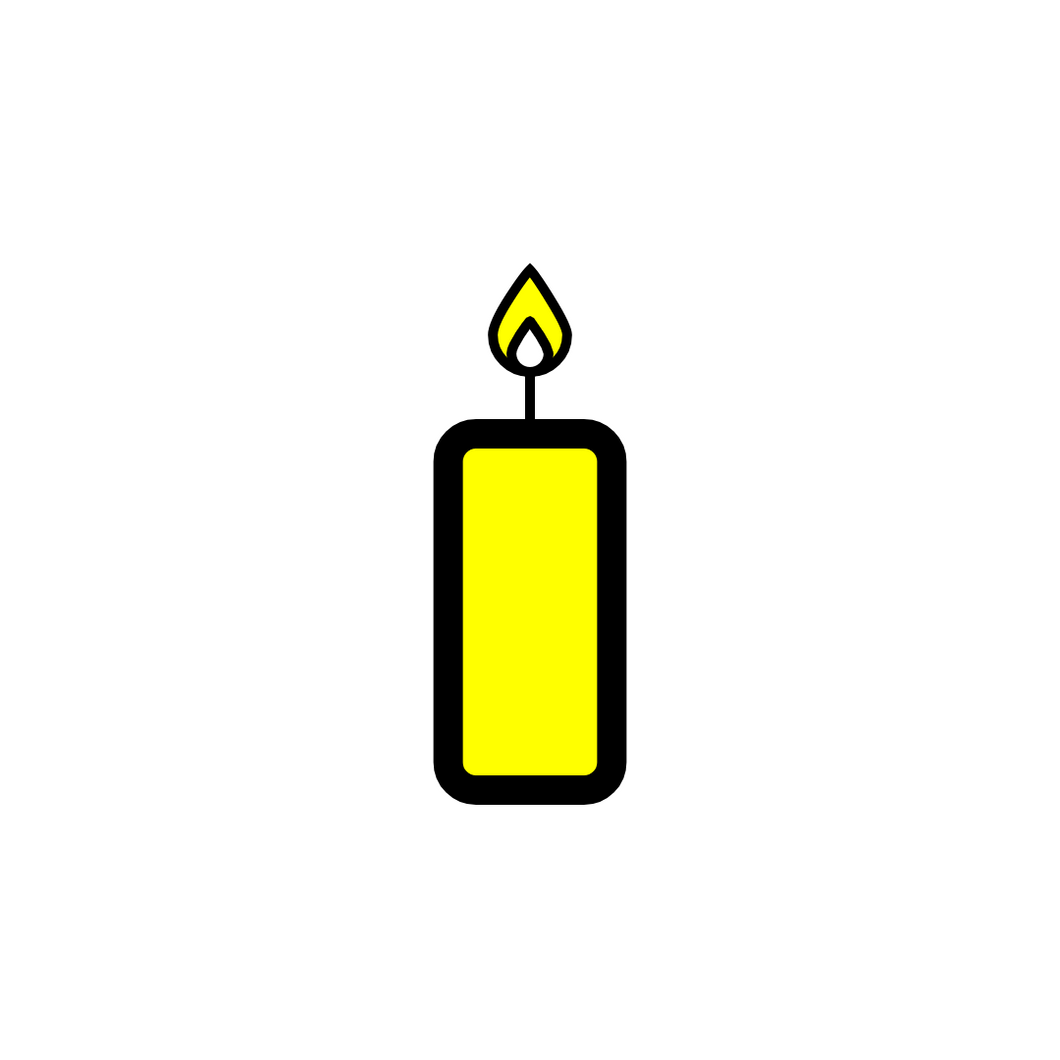 🜚 Solar Candle