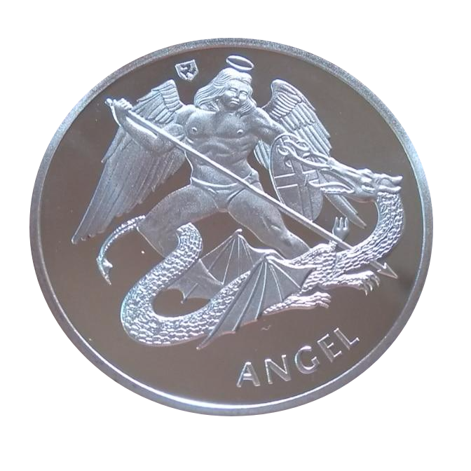 🜑🜚 Archangel Michael Coin