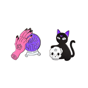 🜛 Luna Le Chat + Bad Witch