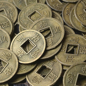 🜋 I Ching Coins