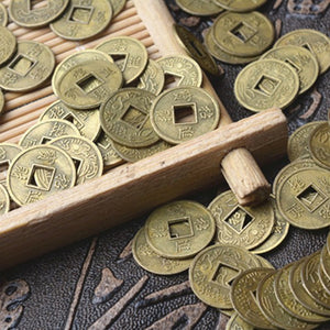 🜩 I Ching Coins
