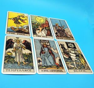 🜋 The Rider Tarot