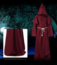 Load image into Gallery viewer, 🜜 Red Friar Robes