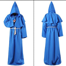 Load image into Gallery viewer, 🜩 Blue Friar Robes