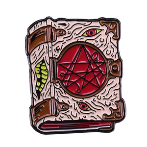 🜋 Necronomicon Pin