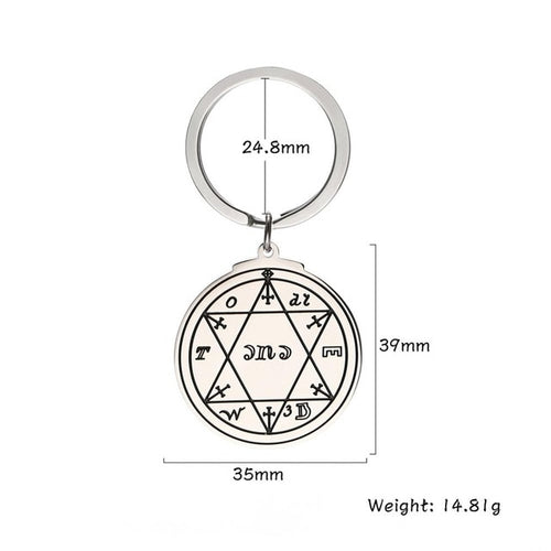 🜚 Key Ring of Health