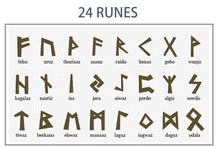 Load image into Gallery viewer, 🜋 Runic Bracelets