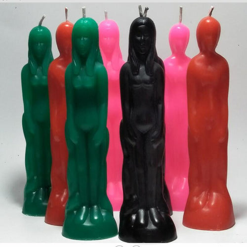 Man & Woman Candles (2pc)