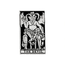 Load image into Gallery viewer, 🜪 The Devil Tarot Pin