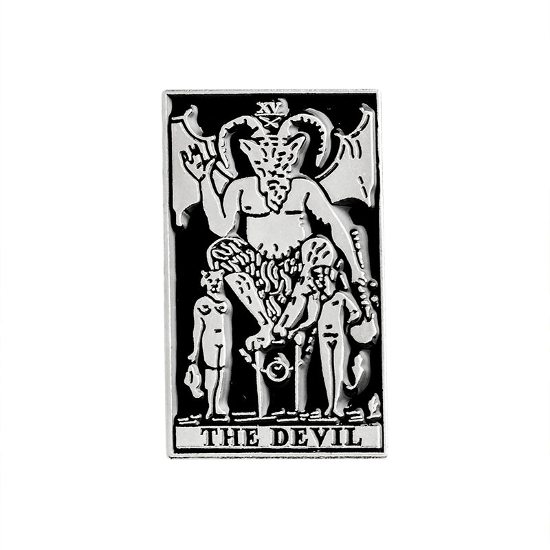 🜪 The Devil Tarot Pin