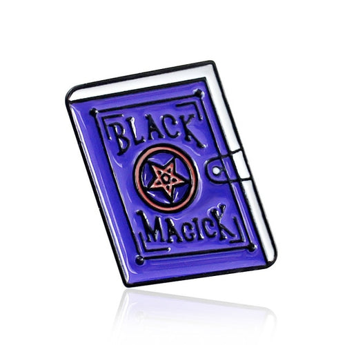 🜋 Black Magick Pins