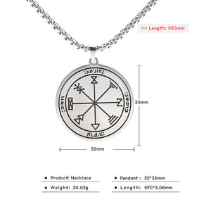 🜩 Necklace of Jupiterian Spirits