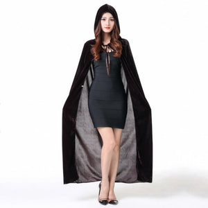 🜪 Black Witch Robes
