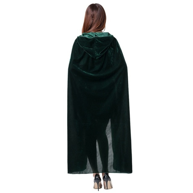 🜠 Green Witch Robes