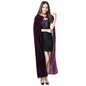 🜛 Purple Witch Robes