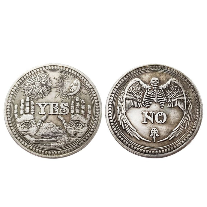 ☸️ Divination Coin
