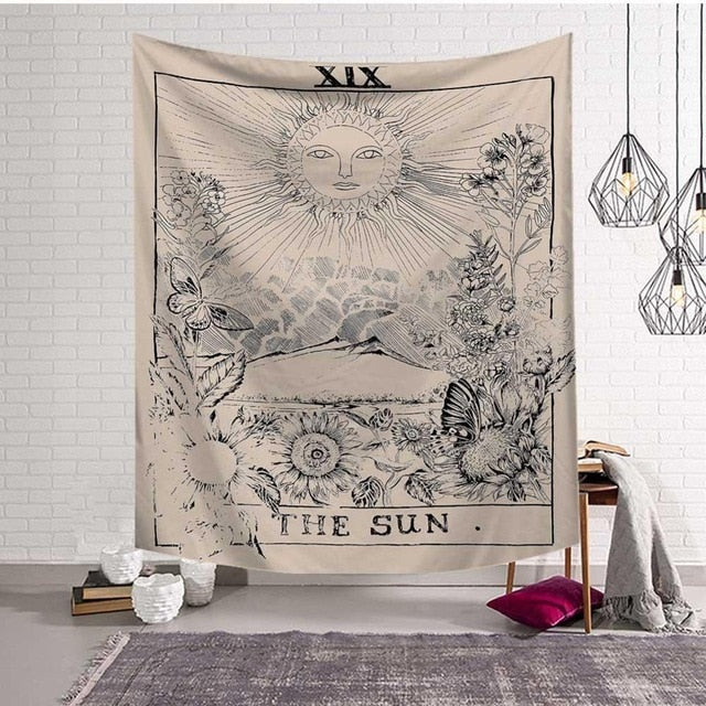 🜚 The Sun Tapestry